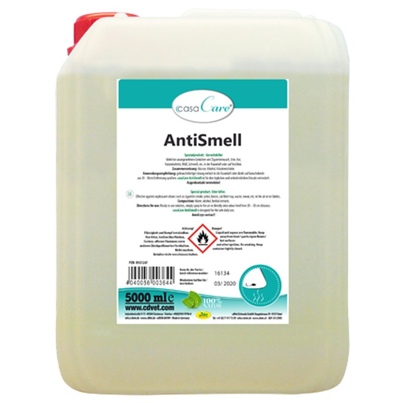 casaCare AntiSmell 5 Ltr